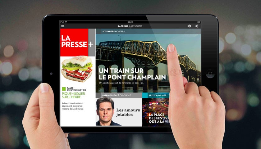 La-Presse+-iPad
