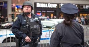 politie new york sua
