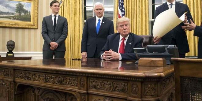 donald trump biroul oval