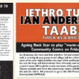 Contest details below – Yes, really! Following the recent announcement of a 19-date tour to commemorate the 40th anniversary of 'Thick As A Brick,' Ian Anderson will release a sequel to […]