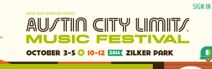 The annualAustin City Limits Music Festivalin Zilker Park in Austin, TX, returns for 2014. The festival runs two weekends, August 3-5 and 10-12.The 2014 lineuphas been announced, and it has […]