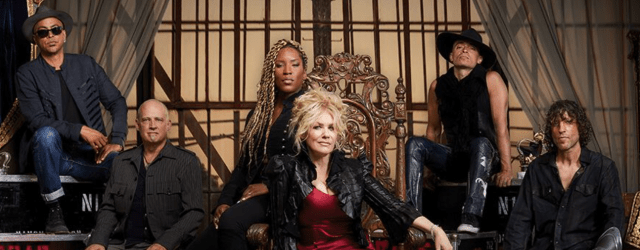 On their debut album, First Things First, the band, led by Heart guitarist Nancy Wilson and R&B vocalist Liv Warfield, a former member of Prince's New Power Generation, conjure an […]