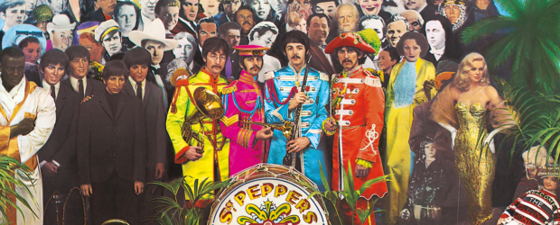 "Do you ever wonder ""who are all those people on the Beatles' Sgt Peppers cover""? Check out helpful guide from Goldmine Magazine, a fine publication. You might even want to […]"