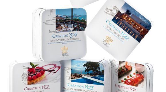 Les coffrets cadeaux Relais & Châteaux à la Fnac