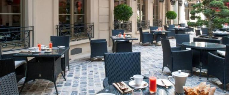 LE BRUNCH A L'HONNEUR AU BUDDHA-BAR HOTEL PARIS