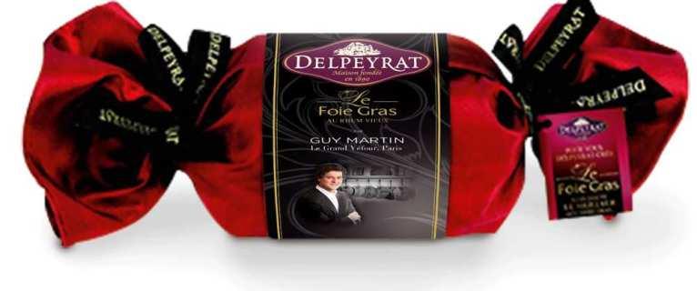 Delpeyrat, Le Foie Gras par Guy Martin
