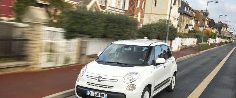 Fiat 500L x Petit Bateau une série limitée à 500 exemplaires
