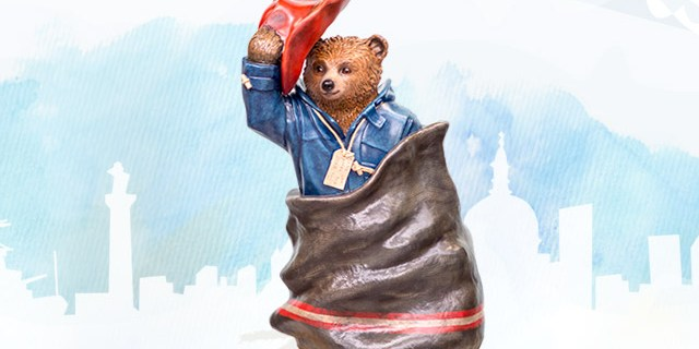 The Paddington Trail gala auction, raising over £460,000 for the NSPCC