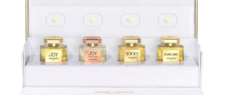 Jean PATOU Collection de Parfums miniatures 2015