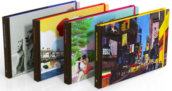 THE LOUIS VUITTON TRAVEL BOOK COLLECTION