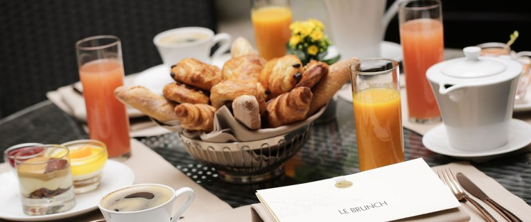 BRUNCH DU BUDDHA-BAR HOTEL PARIS