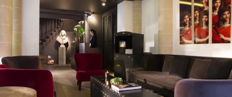 L'Hôtel Molière : entre Passé Présent et Art
