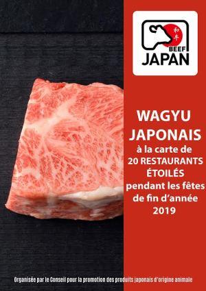 Wagyu Japonais