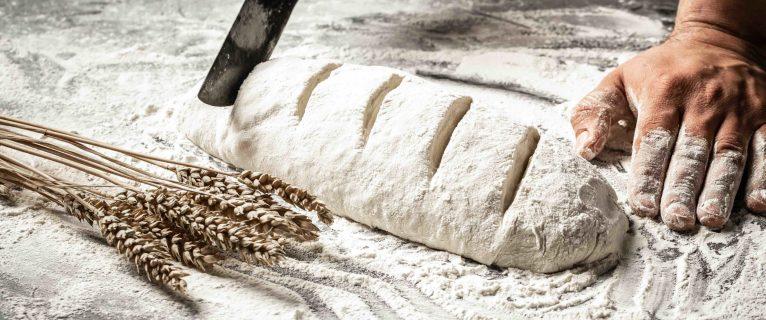 Recette de pain de campagne pour 6 parts à 302 kCal