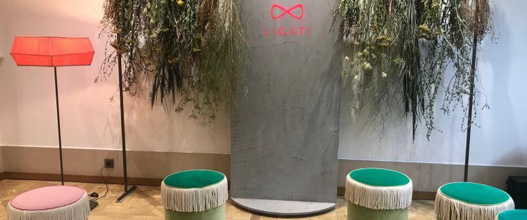 Jenifer présente LIGATI – sa collection d'objets de décoration
