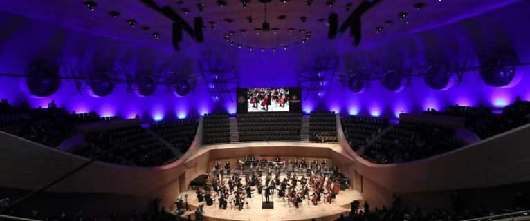 Ankara – L'Orchestre Symphonique Présidentiel