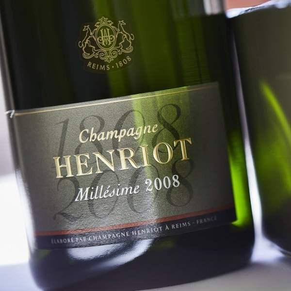 Henriot Millésime 2008
