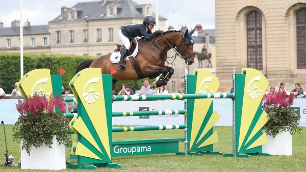 Masters of Chantilly