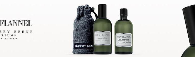 GREY FLANNEL GEOFFREY BEENE : LE PARFUM CLASSIQUE POUR HOMME