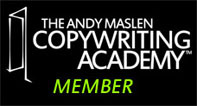 Andy Maslen Copywriting Academy