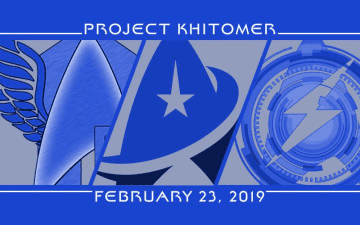 Announcing Project Khitomer 3