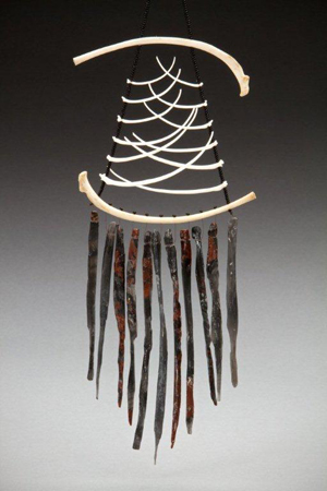 Image result for obsidian windchimes