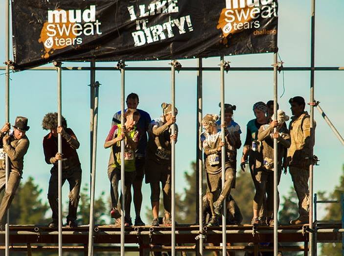 Mud Sweat and Tears
