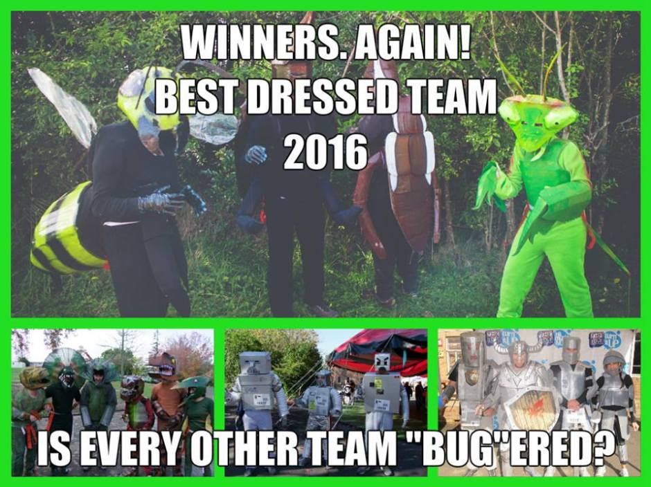 RFYFL best dressed team 2016