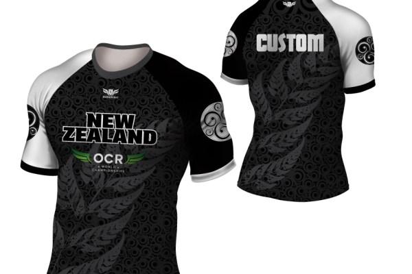 NZ OCRWC Mens Jersey 2017