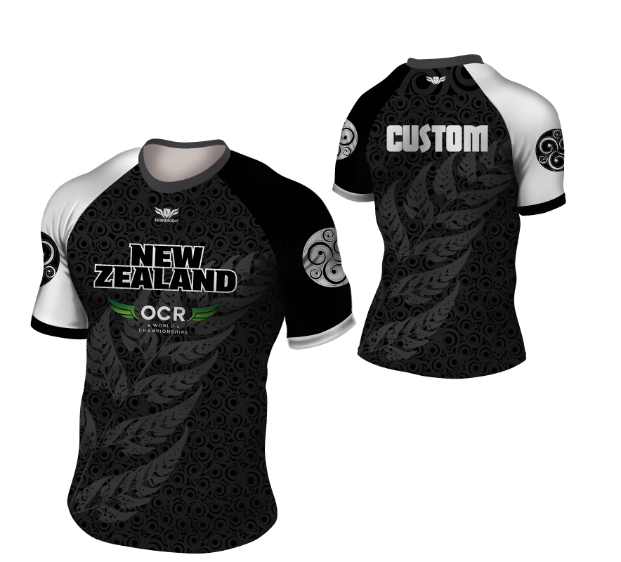 NZ OCRWC Mens Jersey 2017