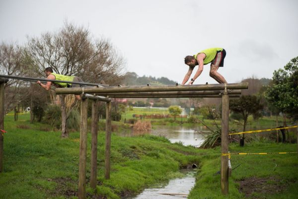 Matakana X Run monkey bars