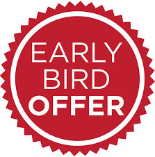 earlybird offer