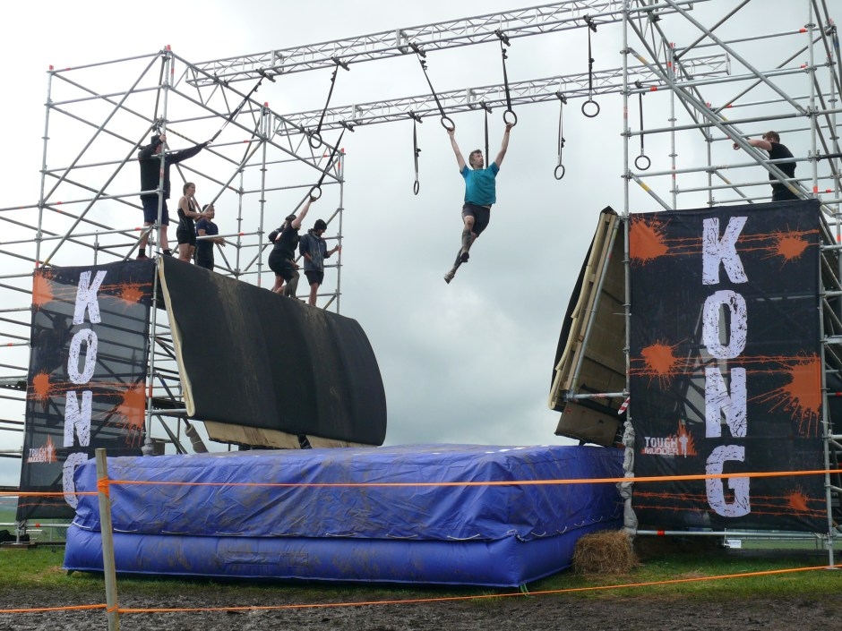 Kong Tough Mudder Auckland