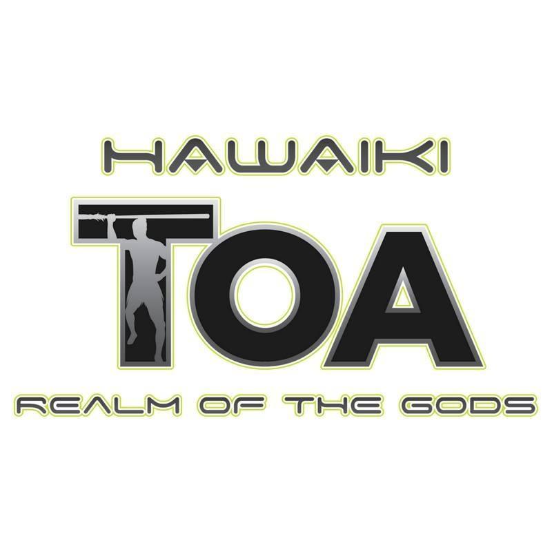 Hawaiki Toa logo