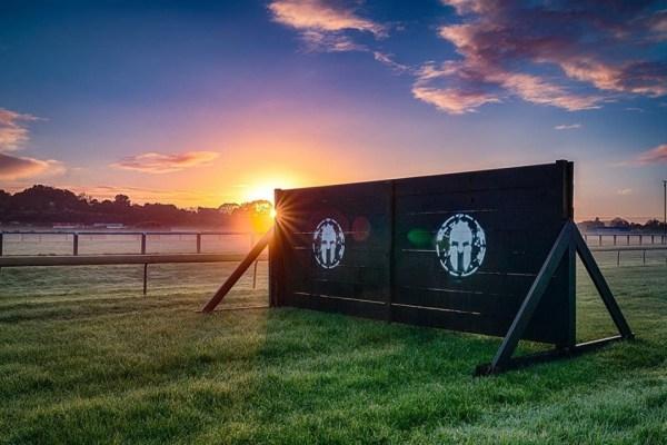 Spartan Auckland sunrise