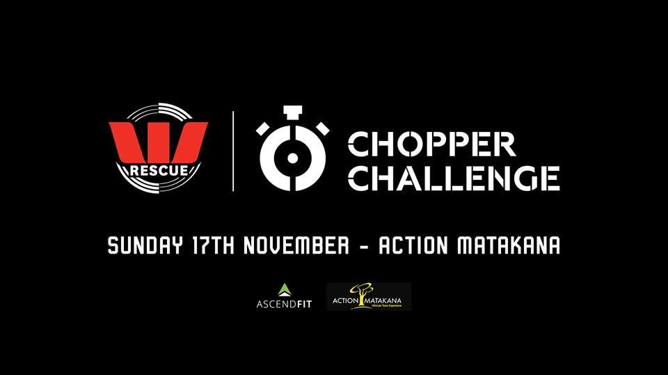 chopper challenge 2019 banner