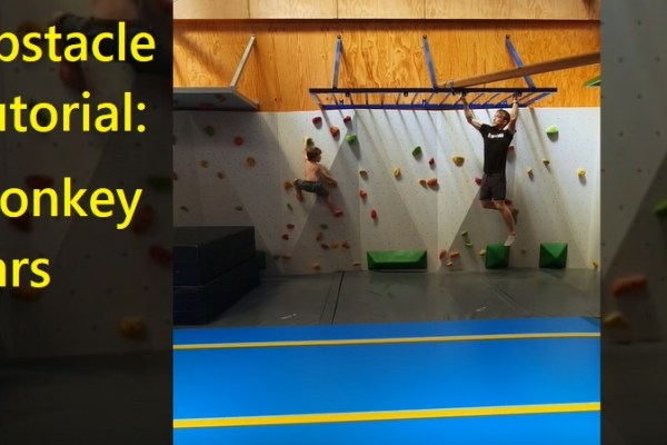 monkey bar tutorial