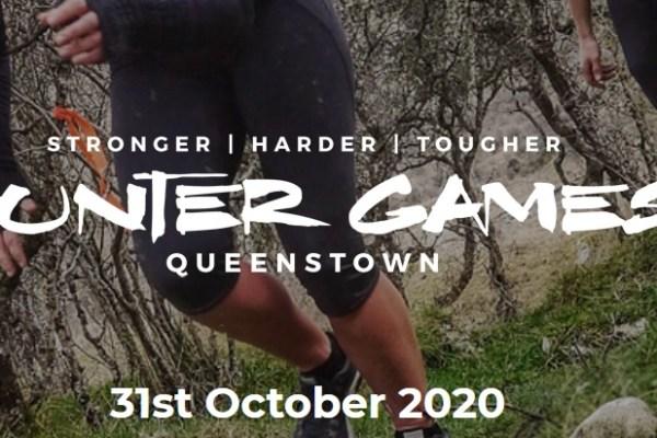 Hunter Games banner