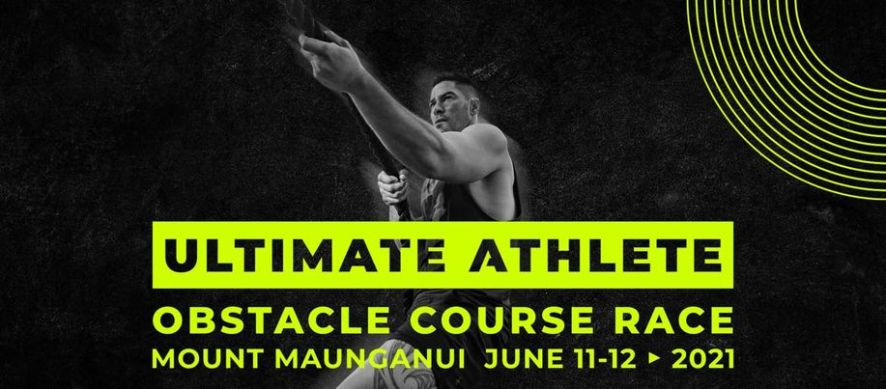 Ultimate Athlete banner 2021