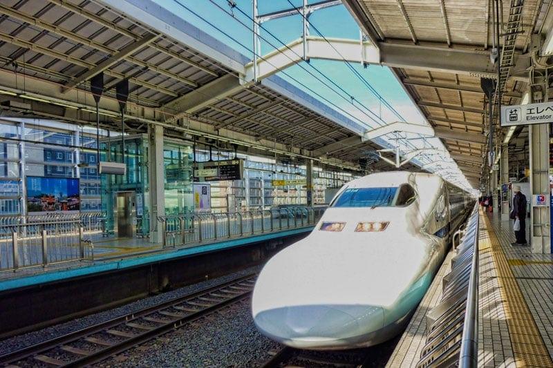 Tout savoir sur le Japan Rail Pass