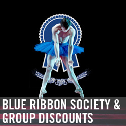PBR Blue Ribbon Society and Group Ticket Discounts