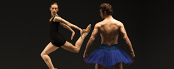Oregon Ballet Theatre's Man-Woman