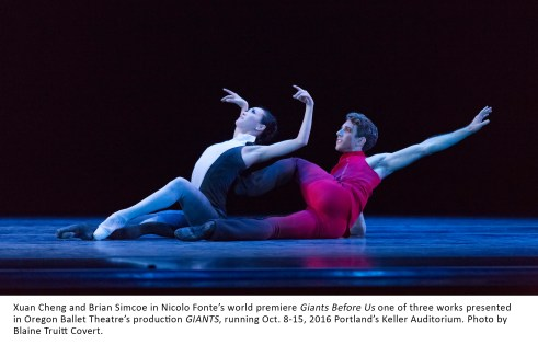 "Oregon Ballet Theatre,""Giants Before Us"",Nicolo Fonte"