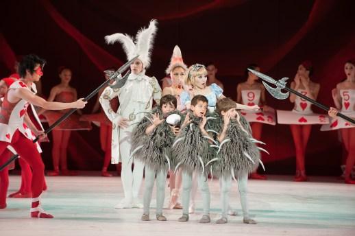 The Washington Ballet ALICE (in wonderland) | Photo by media4