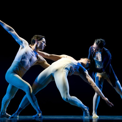 OBT Robust American Love, Micahel Linsmeier Peter Franc Xuan Cheng, Photo by Randell Milstein
