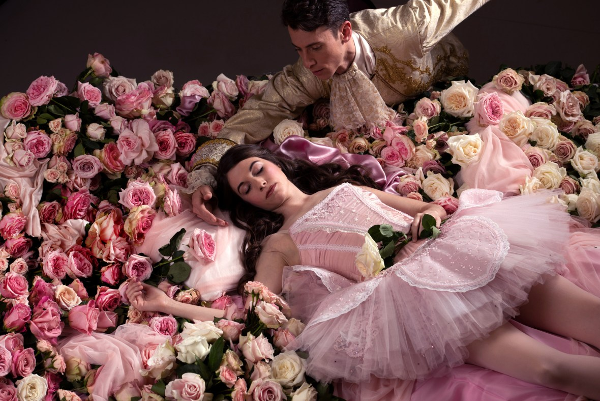 The Sleeping Beauty & Prince - Horiz