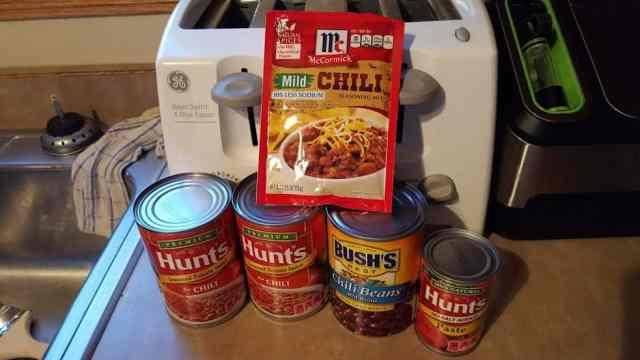 Easy Hearty Healthy Chili Recipe