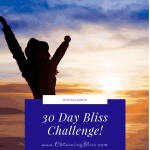 30 Day Bliss Challenge