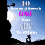 10 Personal Growth Goals You NEED to Attain