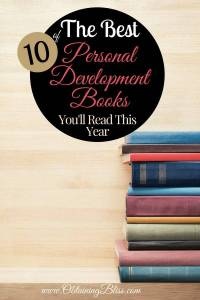 Read my list of top 10 Personal Development Books to help you be your best this year. #personaldevelopment #books #personalgrowth #badass #selfcare #selflove #inspiration #motivation